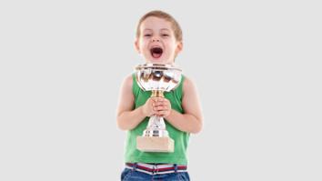 winning kid